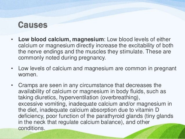 What are the effects of low potassium?