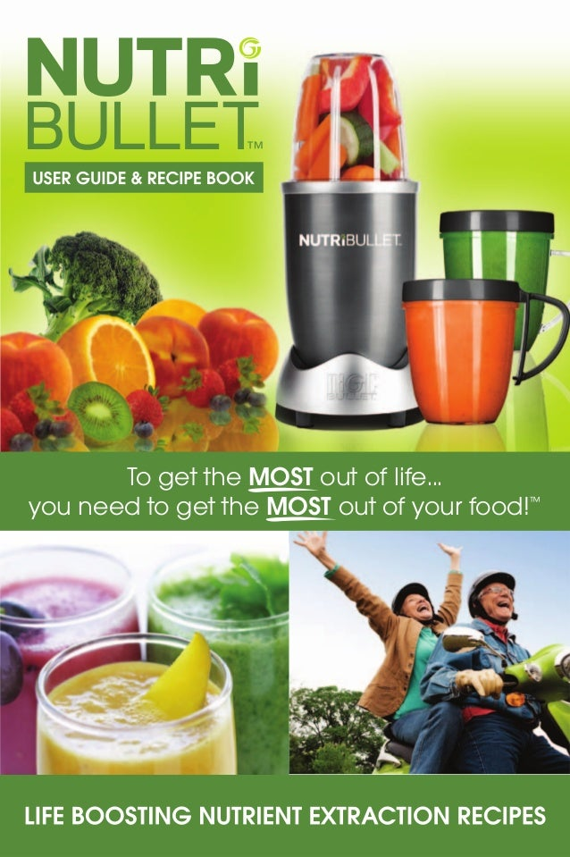 Magic Bullet Manual Pdf
