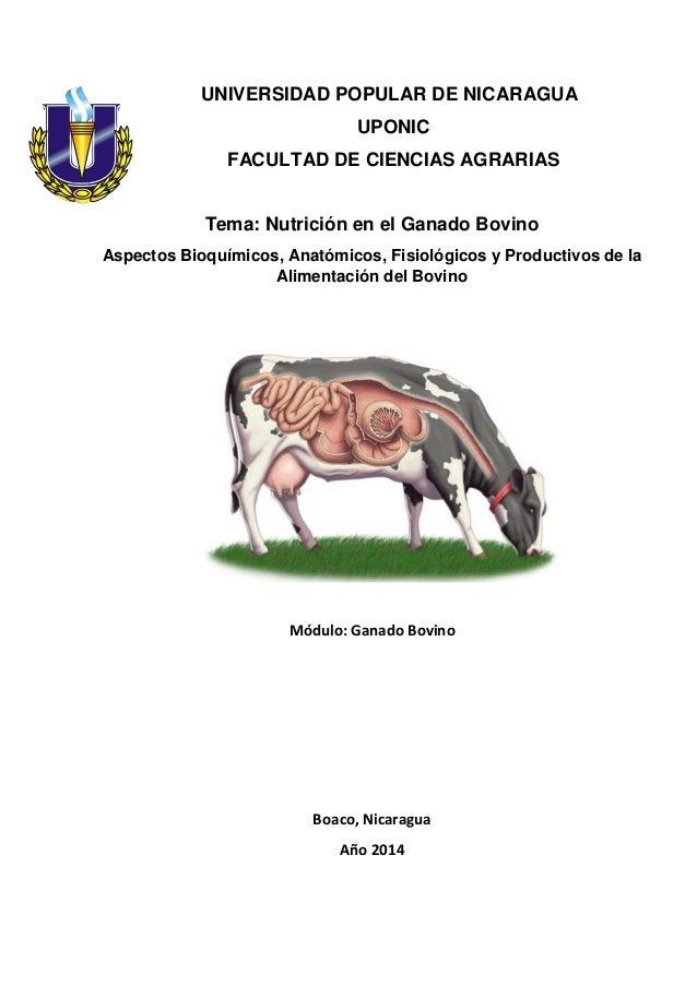 Nutrición Animal UPONIC