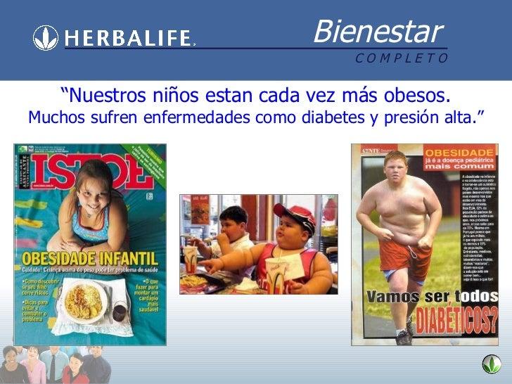 """"""" Nuestros niños estan cada vez más obesos. Muchos sufren enfermedades como diabetes y presión alta."""""""