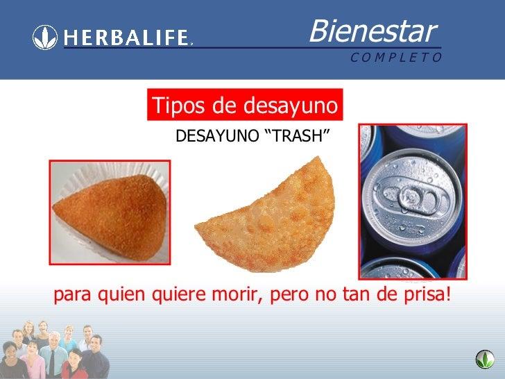 """Tipos de desayuno DESAYUNO """"TRASH"""" para quien quiere morir, pero no tan de prisa!"""
