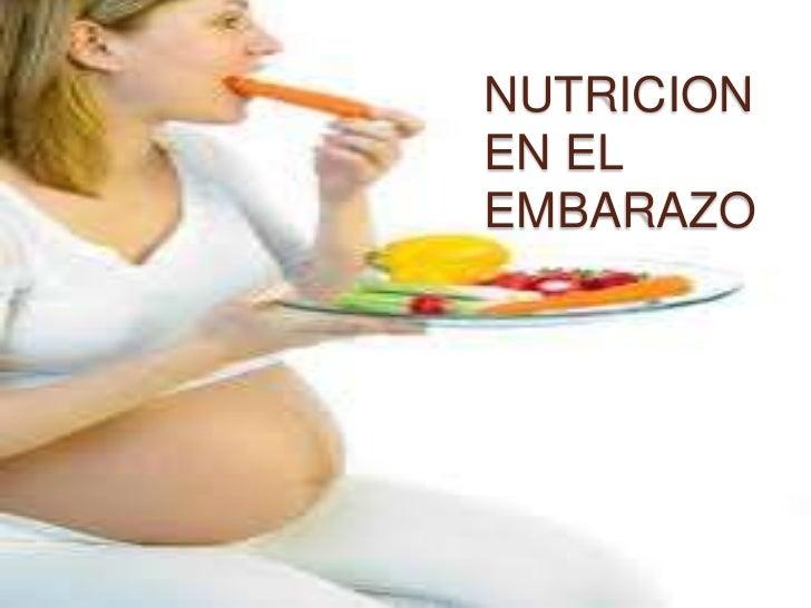 NUTRICIONEN ELEMBARAZO