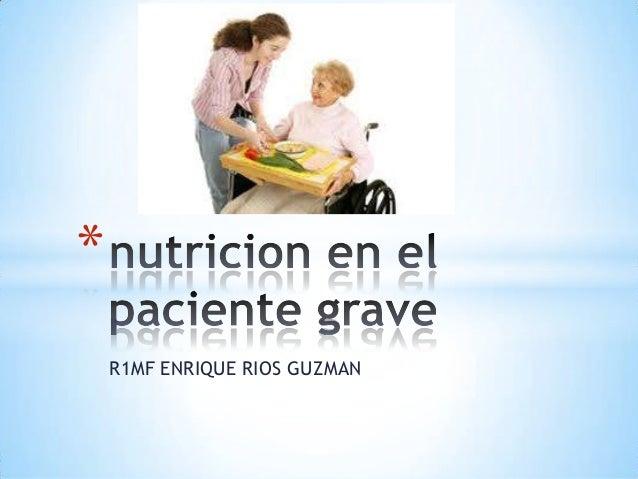*    R1MF ENRIQUE RIOS GUZMAN