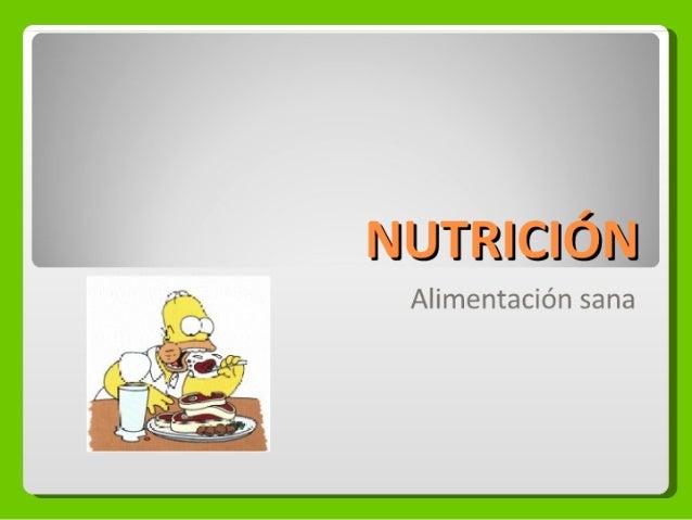 Nutricionn