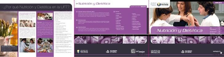 Escuela deNutrición y Dietética                                                            PONDERACIÓN 2012               ...