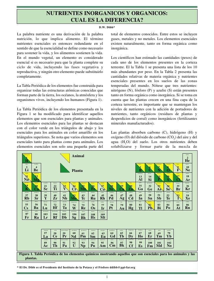 Nutrientes20inorganicos20y20organicos nutrientes inorganicos y organicos urtaz Images