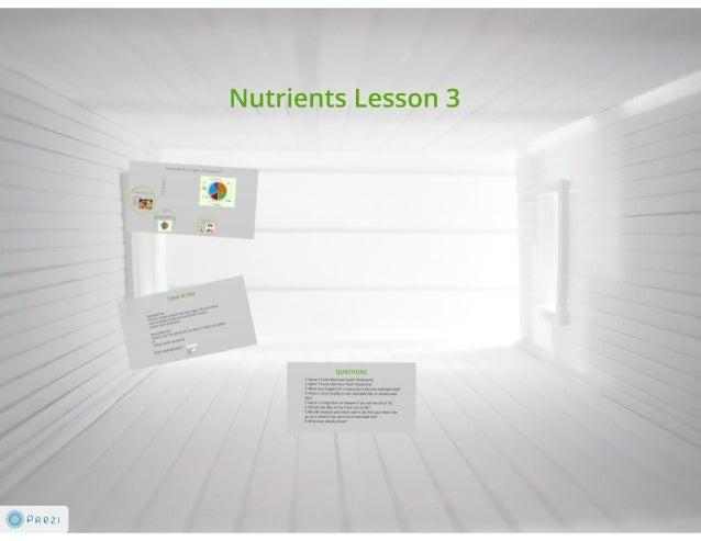 Nutrients 3