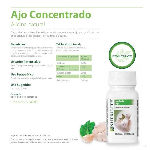 43 Registro Sanitario: INVIMA 2004 N-0000229 Este producto es un medicamento, no exceder su consumo, leer indicaciones y c...