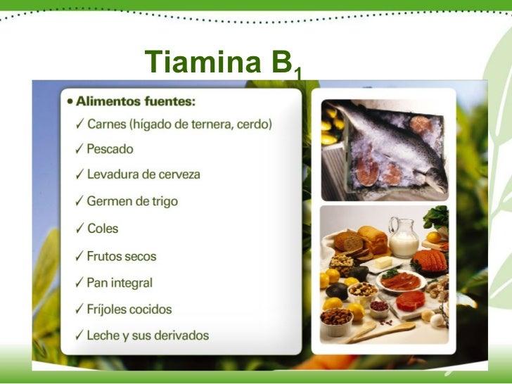 Tiamina B 1