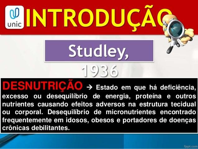 Nutrição em Cirurgia Slide 2