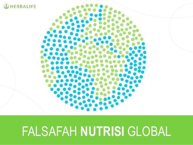 FALSAFAH NUTRISI GLOBAL