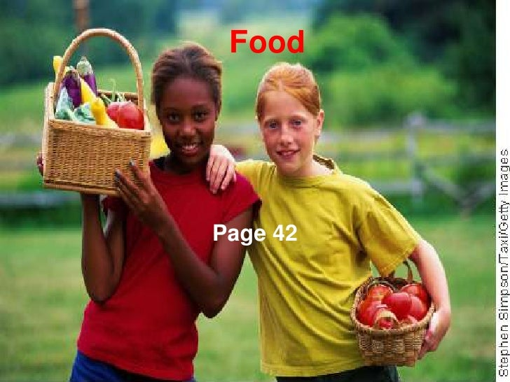 Food<br />Page 42<br />