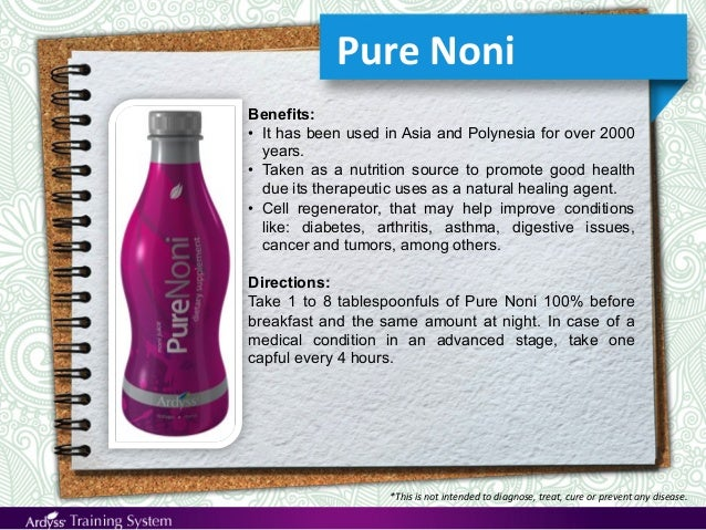 Ardyss Nutritional Solutions