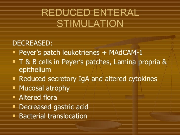 nice guidelines for enteral nutrition