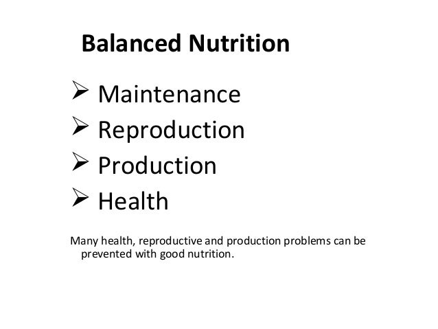 Nutrition and Reproduction Power point Dr P K Singh Vety. College, Patna, India Slide 2