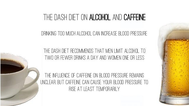 can you drink coffee on dash diet