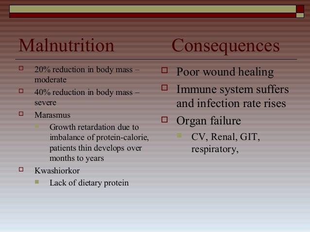 Nutritional Needs & Supplements
