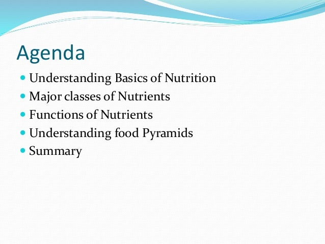 nutrition basic Fundamentals of nutrition and foods c01qxd 12/16/05 1:52 pm page 1  umami, the fifth basic taste, differs from the traditional sweet, sour, salty,.