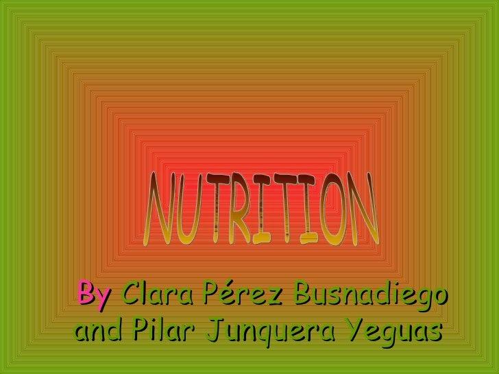 By  Clara Pérez Busnadiego and Pilar Junquera   Yeguas NUTRITION