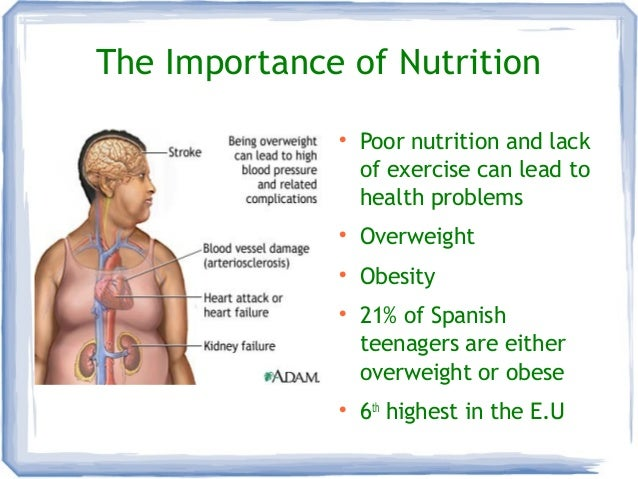 the importance of diet and exercise Eating healthy is important for everyone because our bodies use nutrients from food to stay healthy and feel good although there is no special diet for hiv+ individuals, it is extra important you eat well to boost your immune system also, if you are infected with hiv, your body has to work extremely hard to fight off infections.