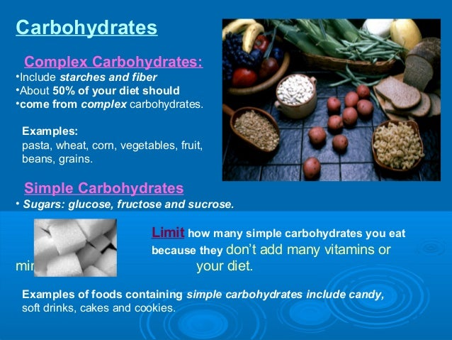 Nutrition Day 2 - The 6 Essential Nutrients Continued...