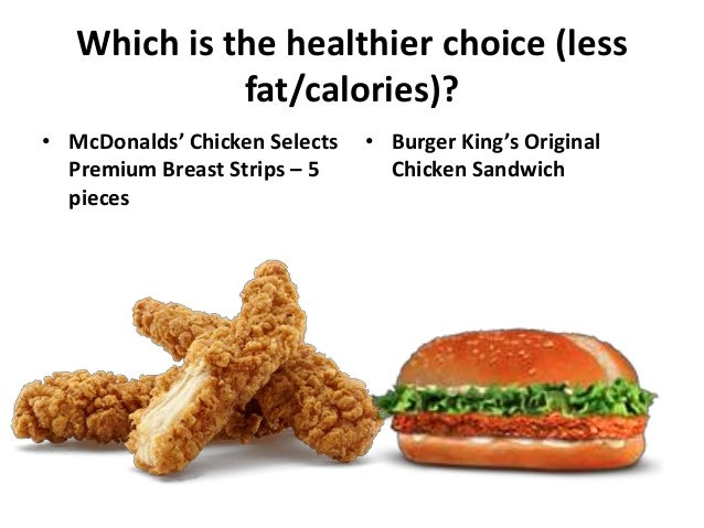 How Much Fat Is In Mcdonalds Food