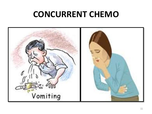 CONCURRENT CHEMO 11