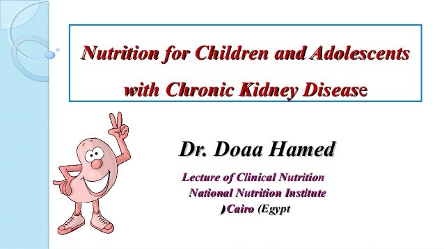 Kidney Disease And Children - Kidney Failure Disease