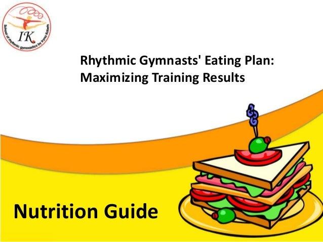 Nutrition Guide Rhythmic Gymnasts' Eating Plan: Maximizing Training Results