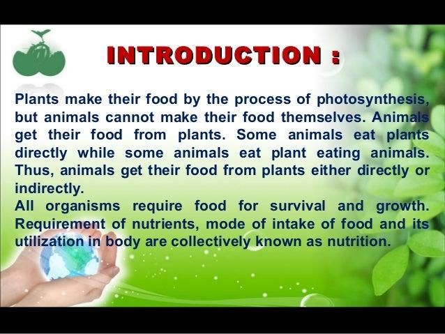 Nutrition in animals class vii Slide 2