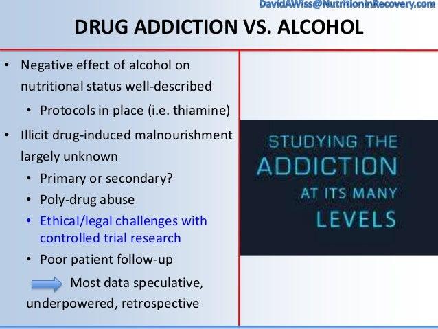 alcohol addiction vs alcoholism