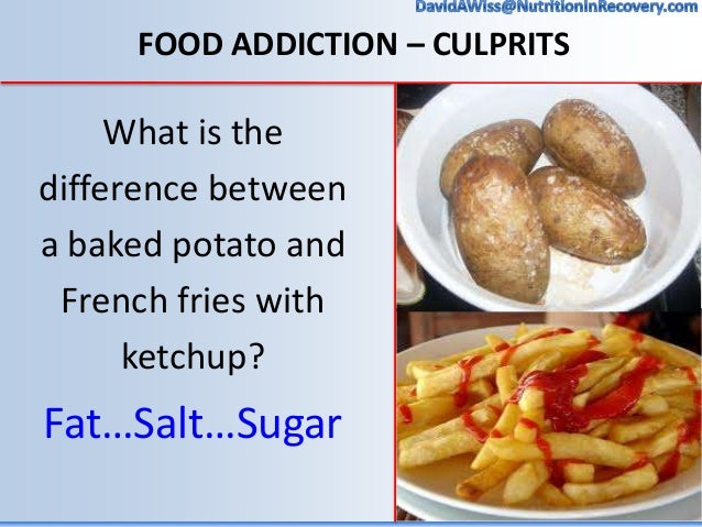 Nutrition Interventions in Addiction Recovery: The Role of the Dietit ...