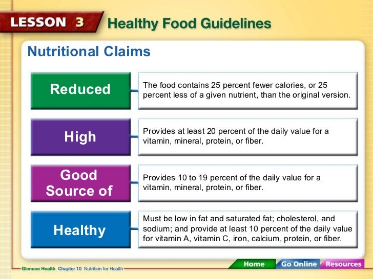A Food Labeled Low Sodium Must Contain