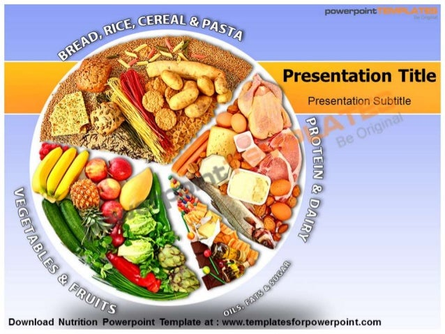 nutrition powerpoint template templates for powerpoint