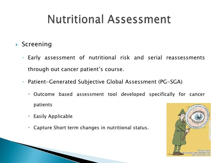 patient-generated subjective global assessment pdf