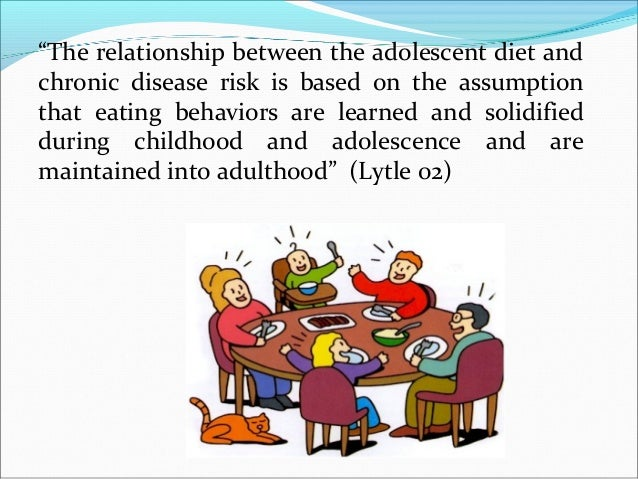 ADOLESCENCE PROVIDES A WINDOW OF OPPORTUNITY FOR NUTRITION A transitional period between childhood and adulthood, adolesc...