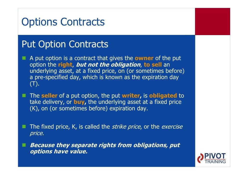 Tradestation option program