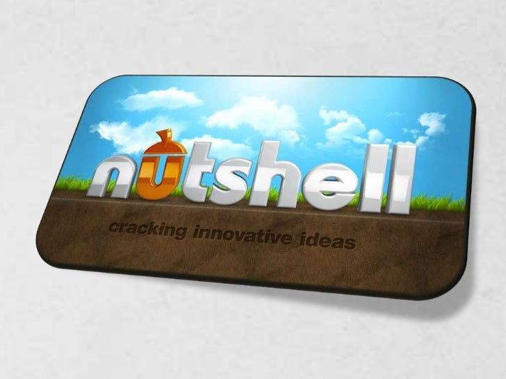 Cracking Innovative                  Ideaswww.nutshell-live.com