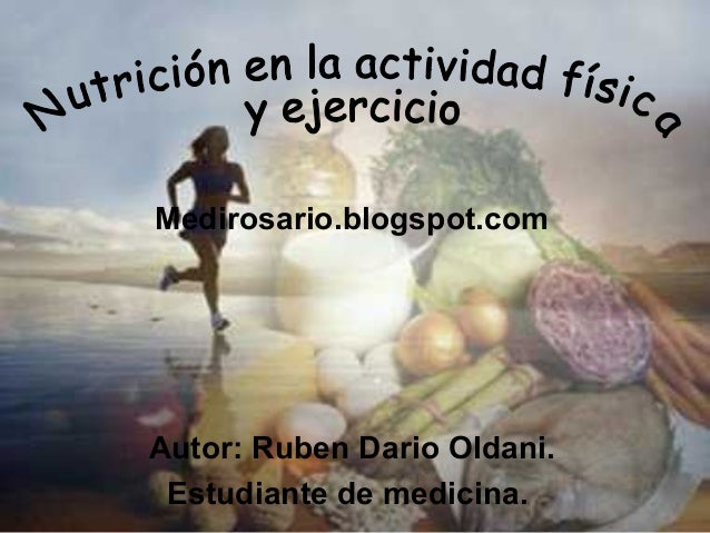 Medirosario.blogspot.comAutor: Ruben Dario Oldani. Estudiante de medicina.