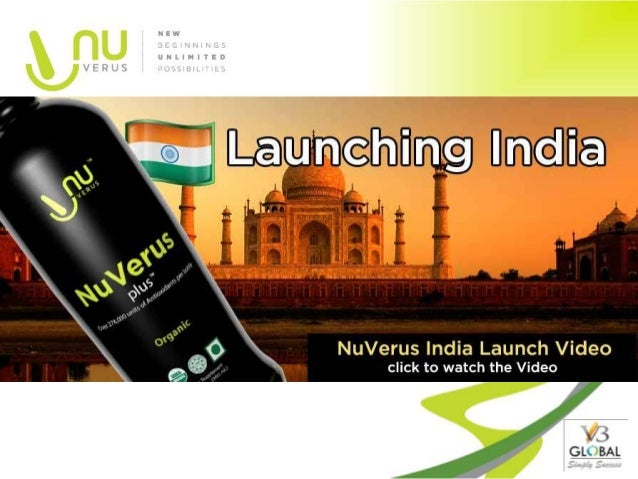 NuVerus Mission            Health, Prosperity & FreedomNew Beginnings Unlimited Possibilities