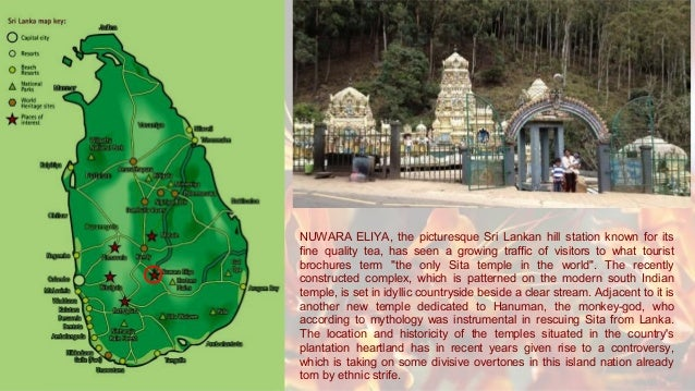 NUWARA ELIYA, the picturesque Sri Lankan hill station known for its fine quality tea, has seen a growing traffic of visito...