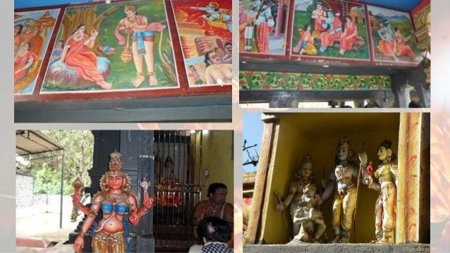 Sri Lanka Nuwara Eliya, the Seetha Amman Temple