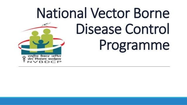 National Vector Borne Disease Control Programme