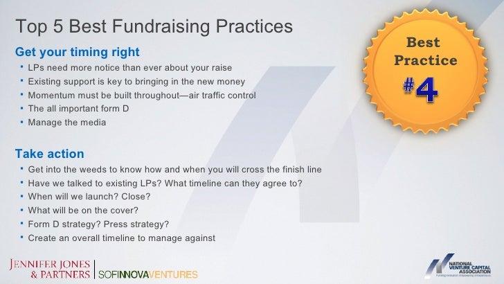 Top 5 Best Fundraising Practices                                                                                       Bes...