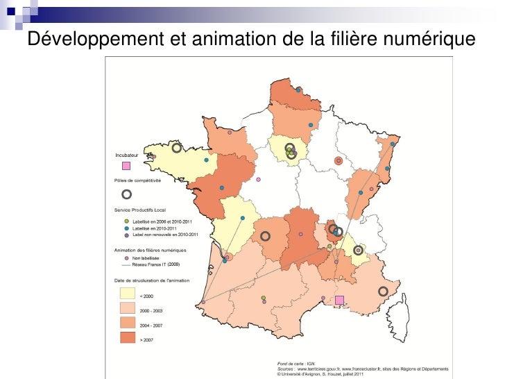 Développement et animation de la filière numérique         Incubateur