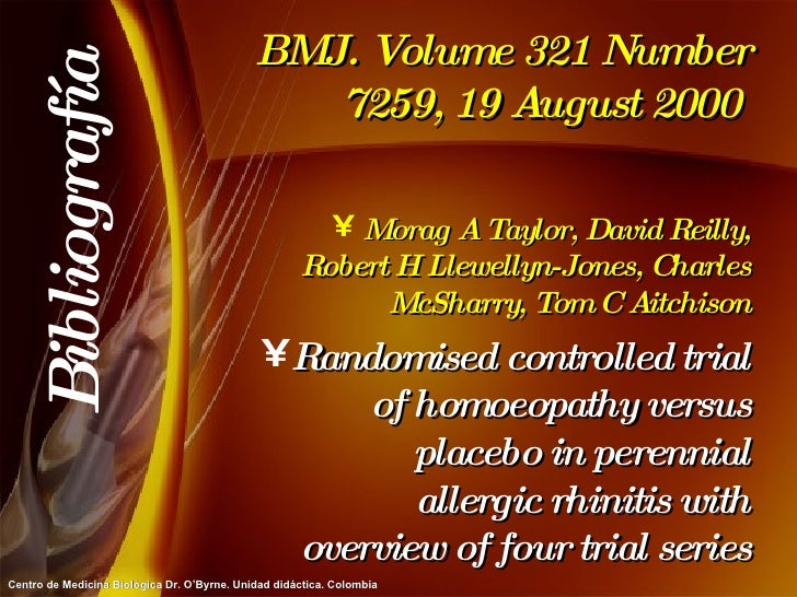 BMJ. Volume 321 Number 7259, 19 August 2000  <ul><li>Morag A Taylor, David Reilly, Robert H Llewellyn-Jones, Charles McSha...