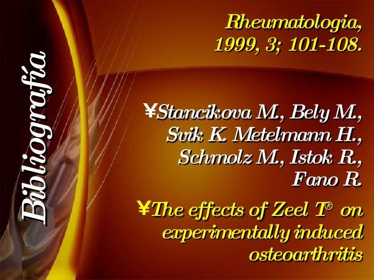 Rheumatologia, 1999, 3; 101-108. <ul><li>Stancikova M., Bely M., Svik K. Metelmann H., Schmolz M., Istok R., Fano R. </li>...