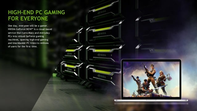 NVIDIA Corporation Brochure: Who We Are
