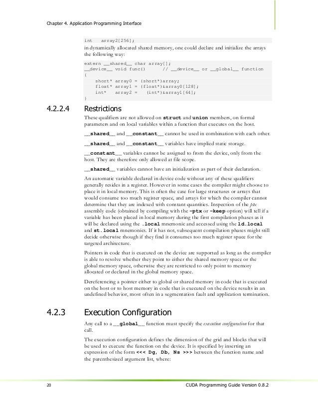 Chapter 4. Application Programming Interface4.3.3           Time Function                clock_t clock();                r...