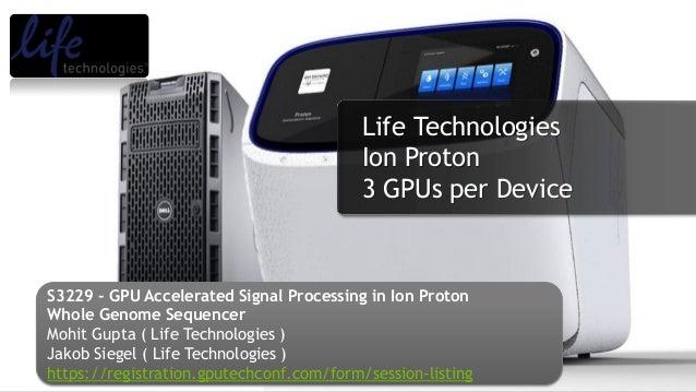 Nvidia in bioinformatics